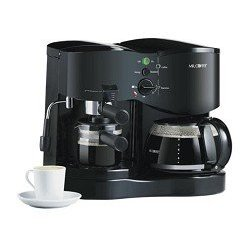 A Great Value Espresso Coffee Combo