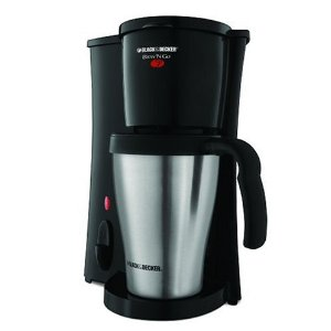 Black and Decker Single Cup