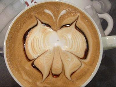 Barista aroma coffee