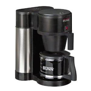 bunn nhbx-b 10 cup coffee maker