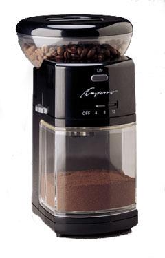Capresso-coffee-grinders