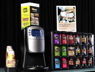 Flavia Single Serve coffee maker
