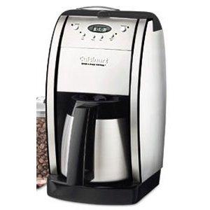 Cuisinart Coffee Maker Grinder