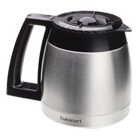 Cuisinart Glass vs Thermal Coffee Pots