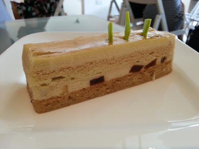Carrot Cake |D'Good Cafe |Singapore