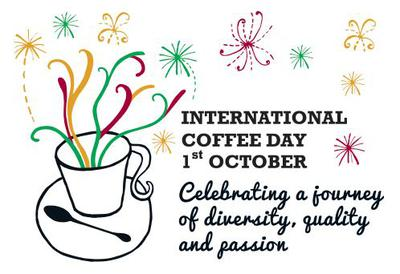 International Coffee Day 1st October