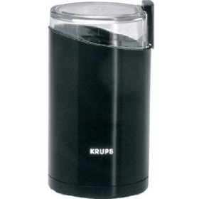 krups 203-42 fast touch coffee grinder