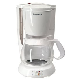 Cuisinart DCC-100 Coffee Bar Classic 10-Cup Coffeemaker