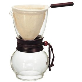 Hario Drip Coffee Pot