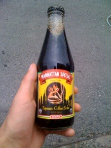 Mahattan Coffee Soda