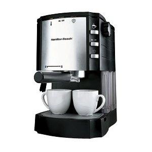 hamilton beach 40729 espresso machine