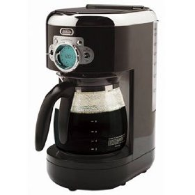 Sunbeam HDX23 Heritage Design 12-Cup Programmable Coffeemaker