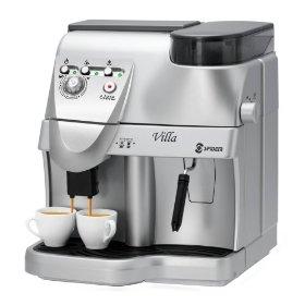 Saeco A-SPV-BK Espresso Machine, Spidem Villa Automatic