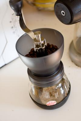 hand coffee grinders