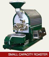 I just bought a Probatino commercial coffee roaster that is