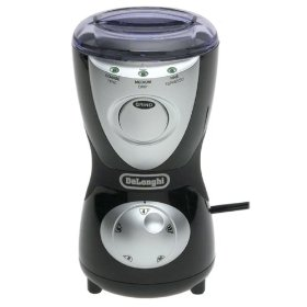 DeLonghi DCG39 Electric Grinder, 2.36-Ounce Capacity