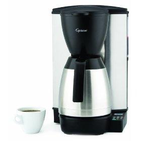 capresso MT600 10-cup coffee
