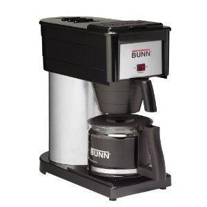 BUNN BX-B Classic 10-Cup Home Coffee Brewer