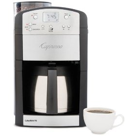 capresso 465.05 coffeeteam