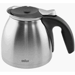 braun 7050-581 coffeemaker thermal carafe