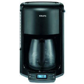 Krups 12 cup programmable coffeemakers