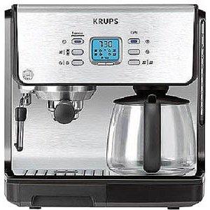 Krups XP2070 Programmable 10-Cup Coffeemaker