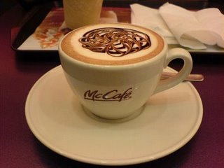 Mac Cafe is driving the sales