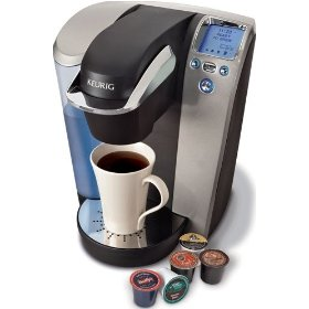 K cup coffee maker