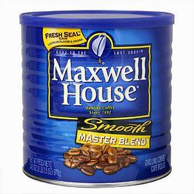 Maxwell house Coffee K-cups?