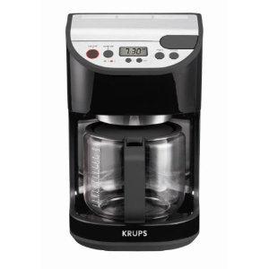 KRUPS KM4055 Programmable Coffeemaker