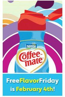 Free Coffee Mate