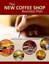Sample business plan coffee shop