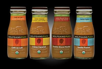New RTD Iced Coffee From Wolfgang Puck