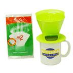 Melitta Ready Set Joe Single Cup Coffee Maker