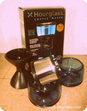 hourglass-coffee-maker
