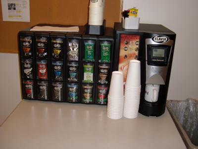 flavia gourmet coffee