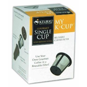 Reusable K Cup Filter – Now I'm Guilt-Free!
