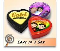 Customized candy boxes Singapore