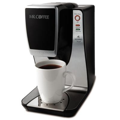 Mr. coffee single serve