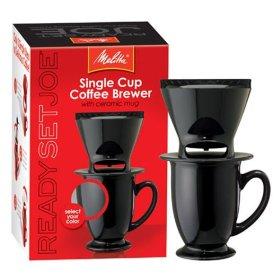 single-cup-coffeemaker