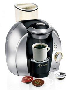 Single-serve-coffee-maker-silver-tassimo
