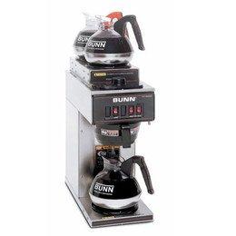 bunn pourover VP17-3 12 cup coffee maker