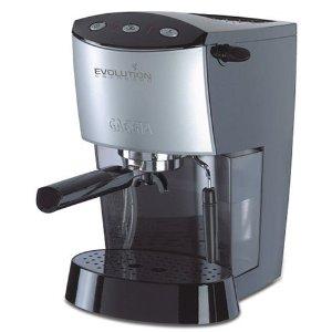 gaggia evolution espresso machine