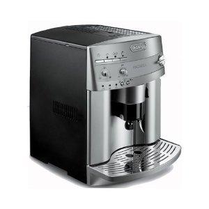 delonghi esclusive esam3300 2 cup coffee maker