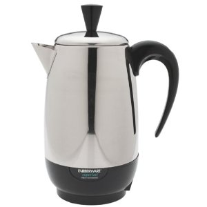 faberware FCP280 stainless steel percolator