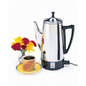 presto 2811 12 cup coffee maker