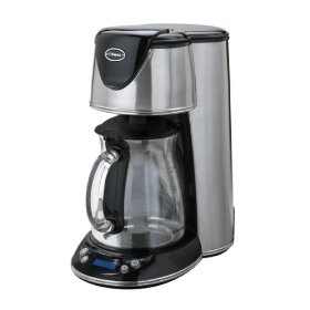 Saeco TDCM-GL Renaissance 10-Cup Digital Coffee Maker with Glass Carafe