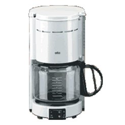 Braun Coffee Machine