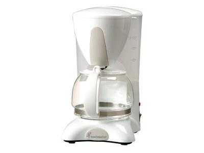 White Coffee Maker by Toastmaster