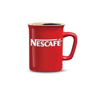 Nescafe Famous Red Mug